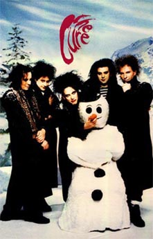 The Cure and Snowman